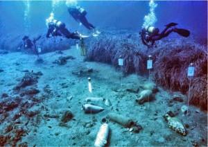 mare arch. Itinerario subacqueo02
