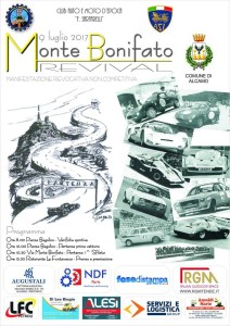 Locandina Monte Bonifato Revival