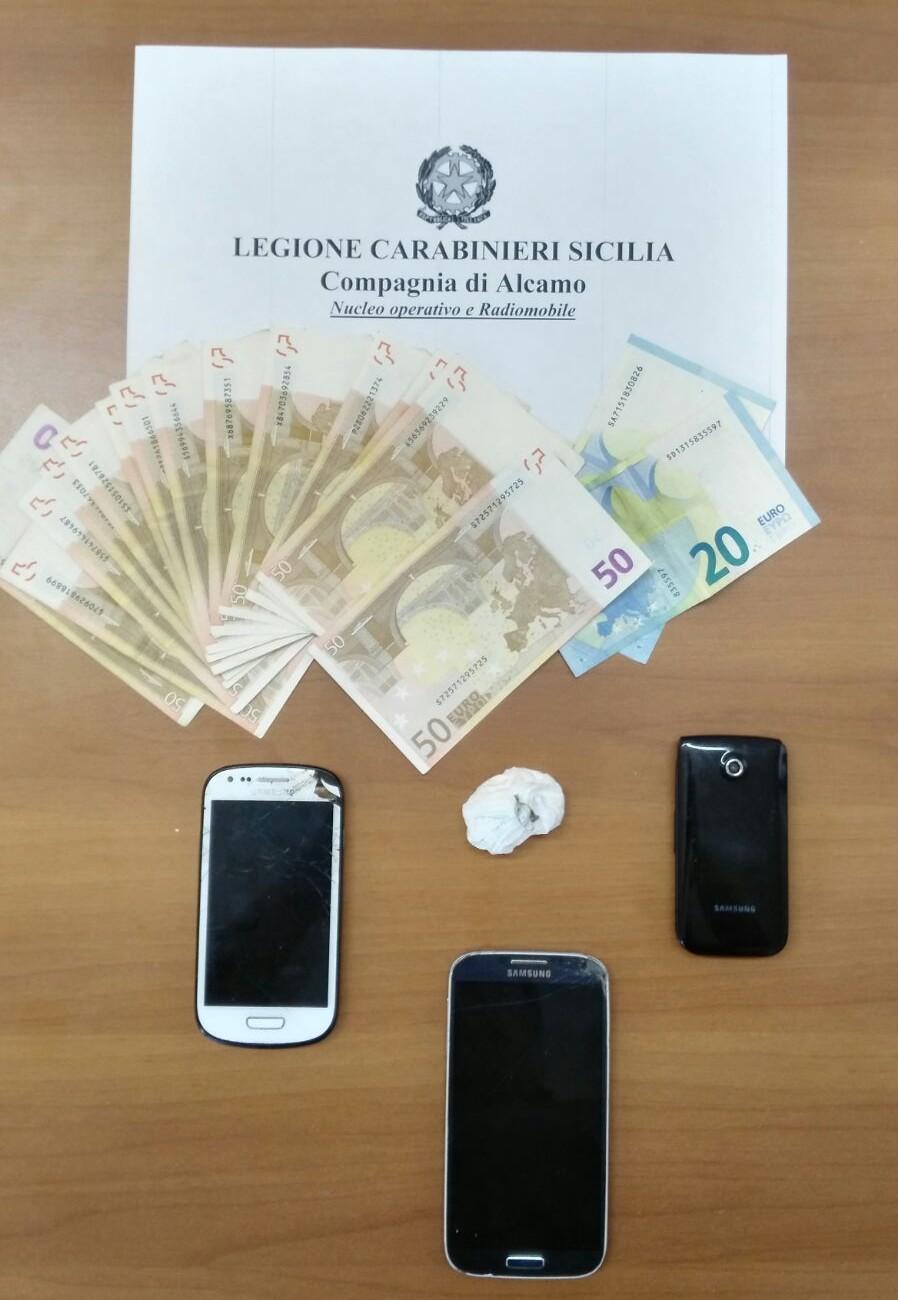 denunce sequestro carabinieri