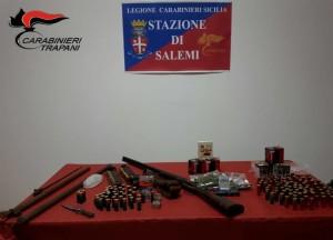armi e droga salemi