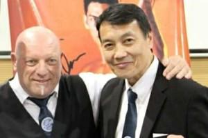 Gino Vitrano e Dave Wong