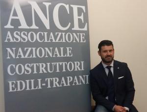 Vito Figuccio nuovo Presidente Gruppo Giovani Imprenditori di ANCE Trapani