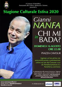 Locandina NANFA 2020