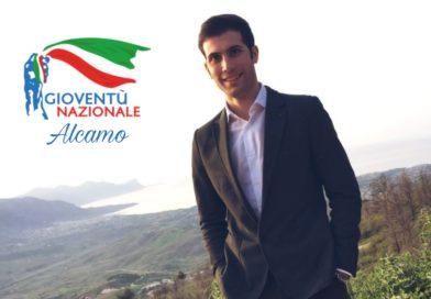 Giovani di Fratelli D'Italia si riorganizzano ad Alcamo. Il giovane militante, Pierangelo Palermo, è il nuovo portavoce cittadino di Gioventú Nazionale