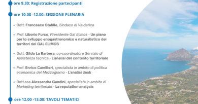 Al Molino Excelsior un incontro per la definizione dell'Elimos Tourism Plan: il piano strategico di valorizzazione dei territori del GAL