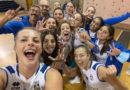 Prima giornata di campionato Planet Strano Light vs Gesancom Fly Volley Marsala 0-3